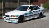 Restaurování vozu BMW Alpina E36 B3