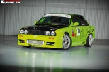 BMW M3 E30 s 3,4 - kompresor