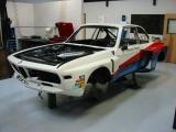 Restaurovaní BMW 3.5 CSL